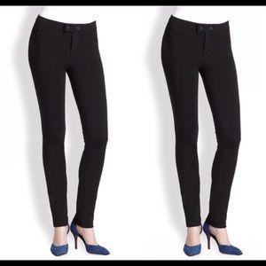 Vince ponte leggings skinny black pants